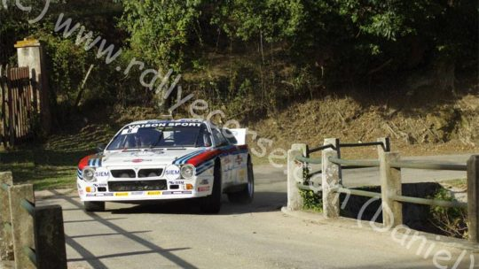 Tour de Corse Historique 2014