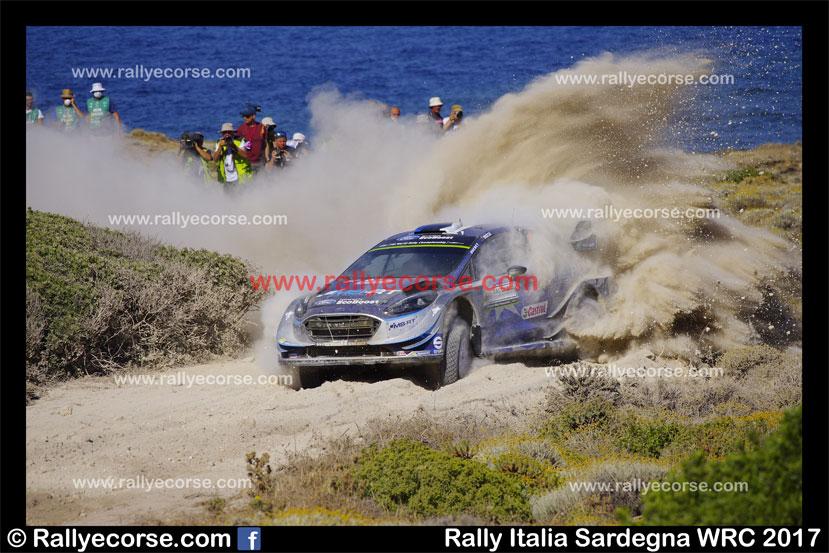 Rallye de Sardaigne WRC 2017