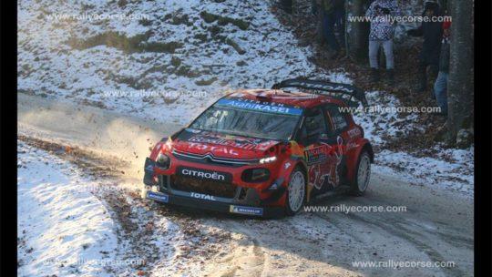Monte-Carlo WRC 2019