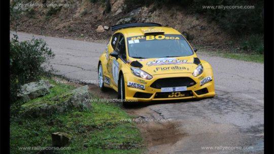 Rallye de Porto-Vecchio 2017