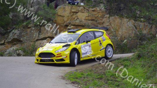 Rallye de Porto-Vecchio 2016