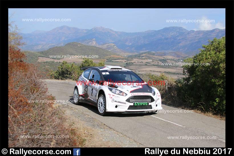 Rallye du Nebbiu 2017