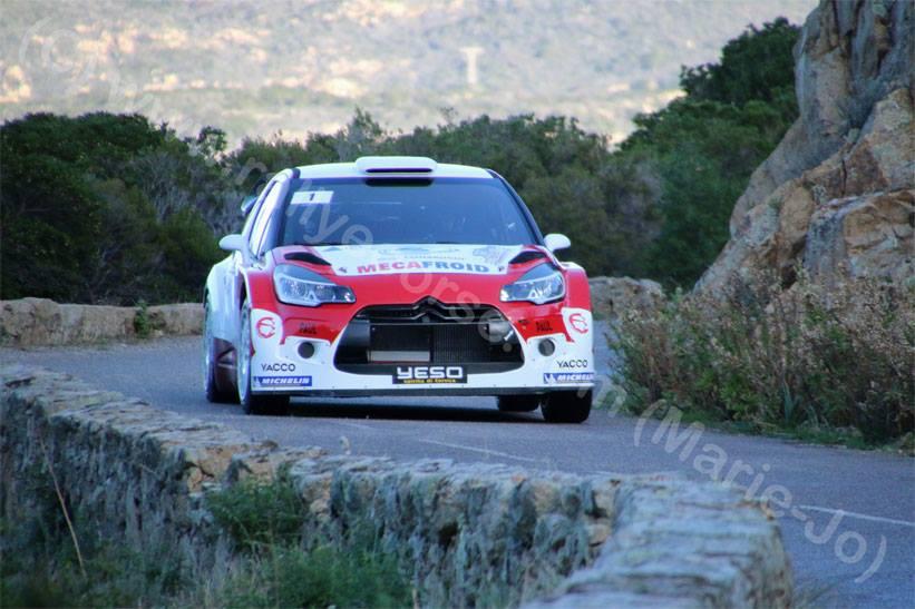 Rallye de Balagne 2016
