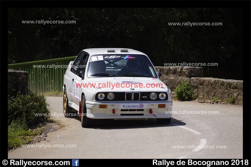 Rallye de Bocognano VHC-VHRS 2018
