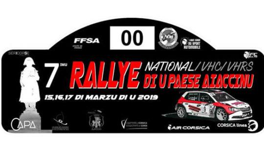 Présentation – Rallye du Pays Ajaccien 2019