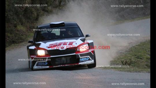 Nikolay Gryazin en test pour le Tour de Corse !