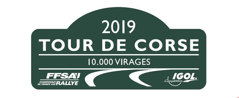 75 équipages au départ du Tour de Corse 10 000 virages 2019