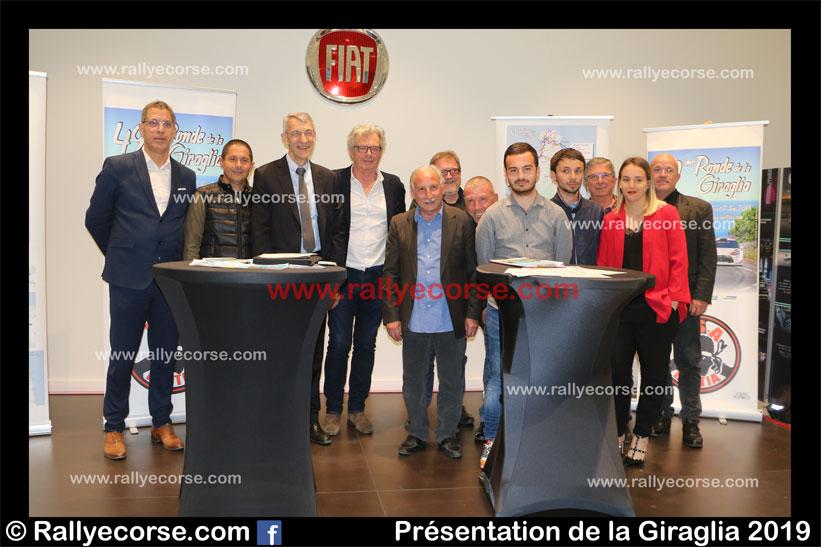 Présentation officielle de la Ronde de la Giraglia 2019