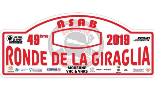 Présentation – Ronde de la Giraglia 2019