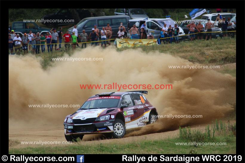 Pierre-Louis Loubet s'impose en WRC-2 au Rallye de Sardaigne !