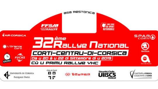 Présentation – Corte Centre Corse 2019