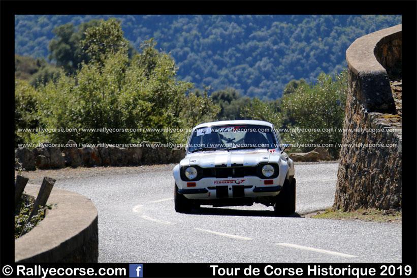 Tour de Corse Historique 2019 – Etape 2 : Marchetti confirme, Vivier à l'affût !