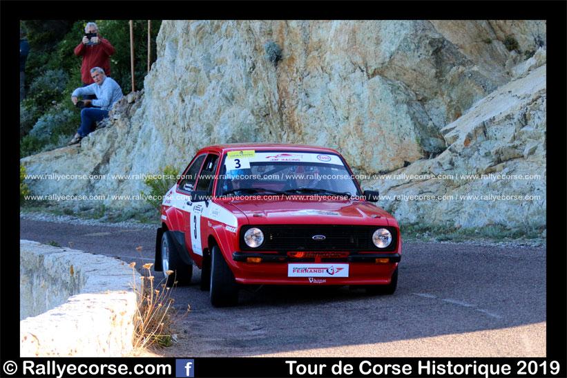 Tour de Corse Historique 2019 – Etape 4 : Foulon s'empare de la tête ; Vivier en état de grâce !