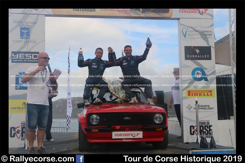 Tour de Corse Historique 2019 : Foulon s'impose sur le fil face à Casanova !