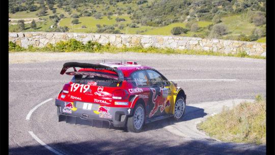 Citroën se retire du WRC ; retour sur leurs succès au Tour de Corse !