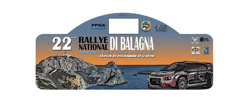 Présentation – Rallye de Balagne 2019