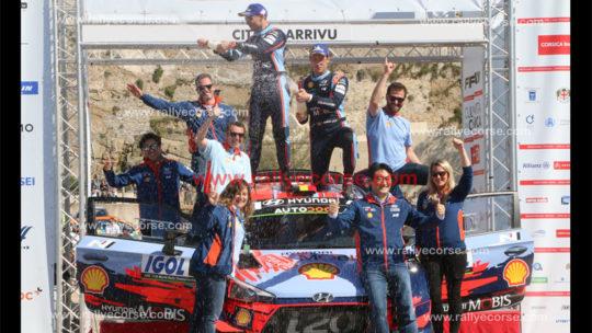 Tour de Corse WRC 2019 : Neuville, au bout du suspens !