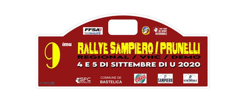 Présentation – Rallye du Prunelli 2020