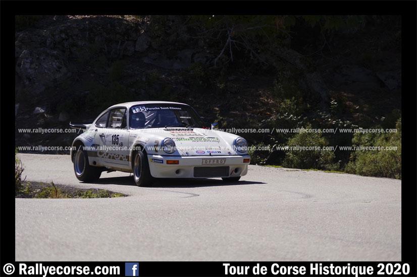 Tour de Corse Historique – Etape 3 : Oreille confirme !