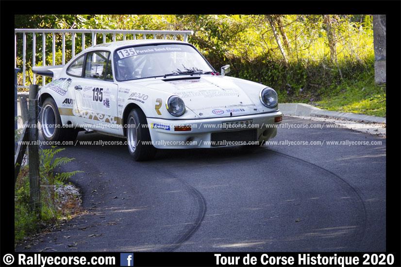 Tour de Corse Historique 2020 – Etape 4 : Oreille engrange !