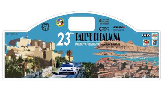 Le Rallye de Balagne reculé d'une semaine !