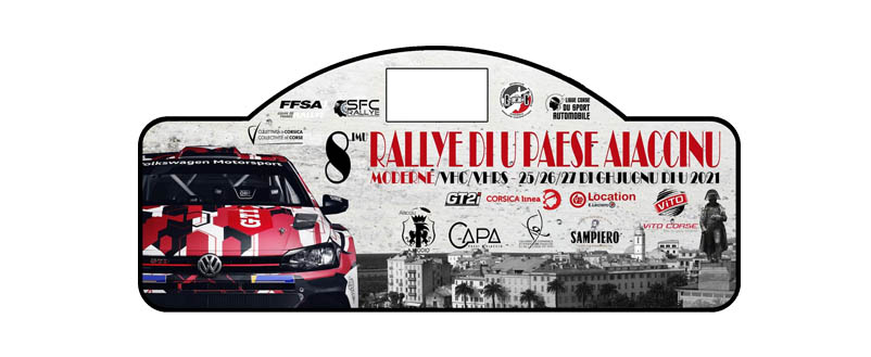 Présentation : Rallye du Pays Ajaccien 2021