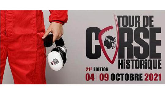 Présentation : Tour de Corse Historique 2021