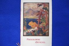 Programme-1921