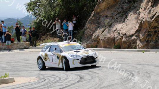 Rallye de la Vallée du Prunelli 2015