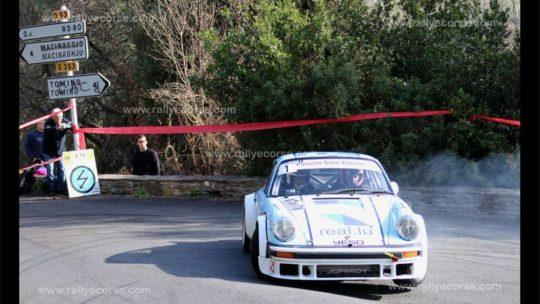 Cap Corse Historique 2017
