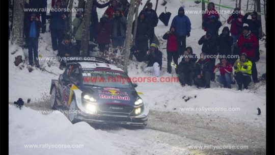 Monte-Carlo WRC 2018