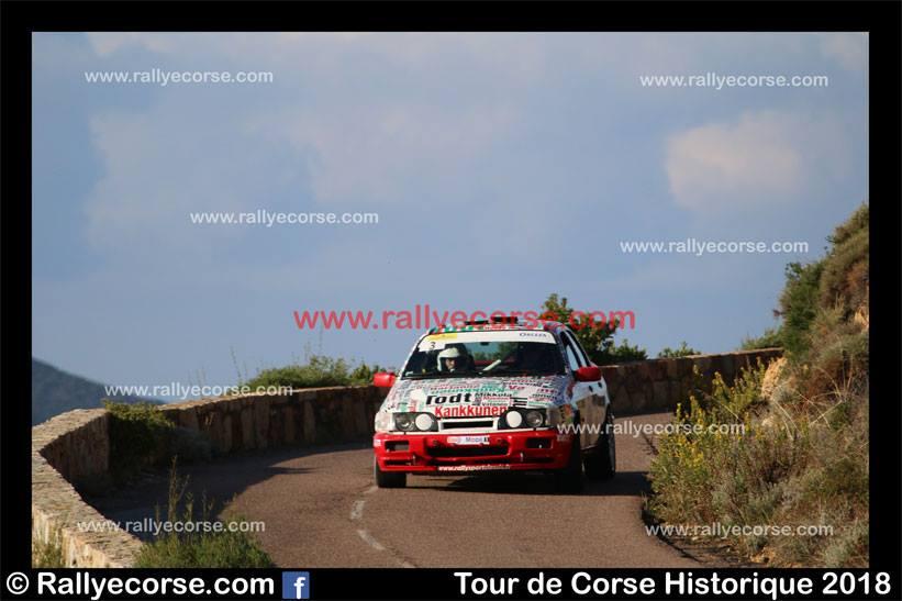 Tour de Corse Historique 2018