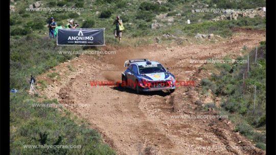 Rallye de Sardaigne WRC 2018