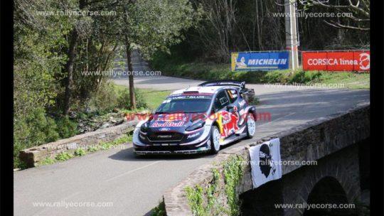 Tour de Corse WRC 2018