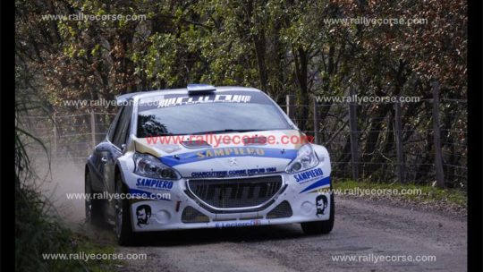 Rallye du Pays Ajaccien 2018