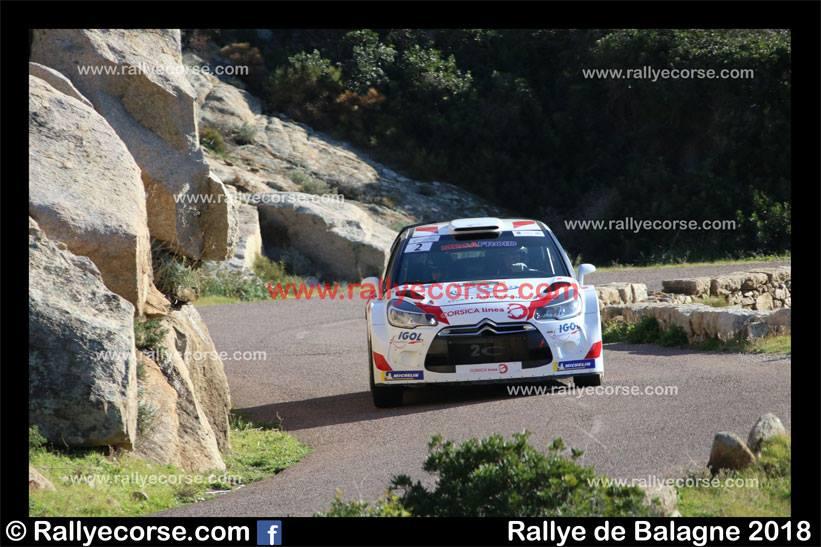 Rallye de Balagne 2018