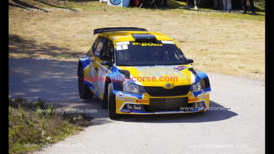 Rallye du Pays Ajaccien 2019 : Santoni étouffe la concurrence !