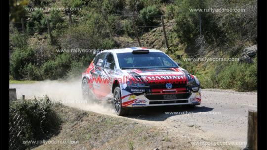 Essais WRC-2 / Tour de Corse WRC 2019
