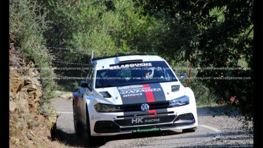 Rallye du Nebbiu 2019 : Navarra reçu cinq sur cinq !