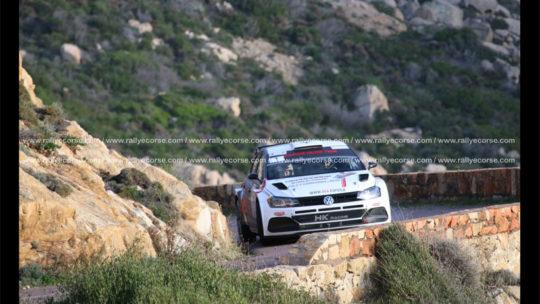 Rallye de Balagne 2019 : Fredenucci dans son jardin !
