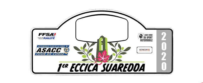 Présentation – Rallye d'Eccica Suarella 2020