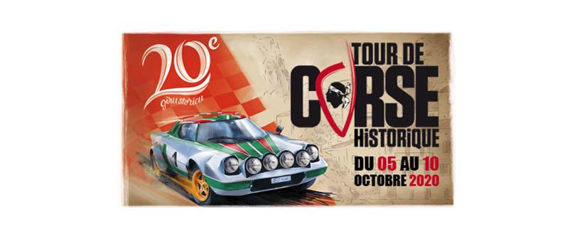 Présentation – Tour de Corse Historique 2020