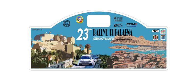 Présentation – Rallye de Balagne 2020