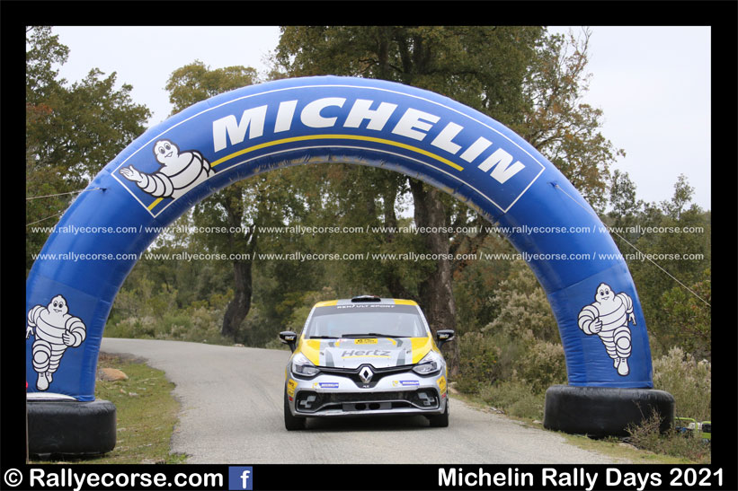 Michelin Rally Days 2021