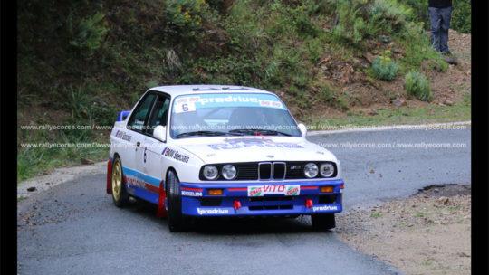 Aleria Historic Rally 2021 : Casanova s'impose au bout du suspens sur l'asphalte !