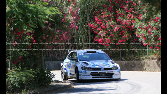 Rallye du Pays Ajaccien 2021 : Leandri s'impose dans la douleur !