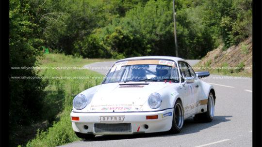 Aleria Historic Rally 2021 – Etape 1 : Oreille s'échappe !