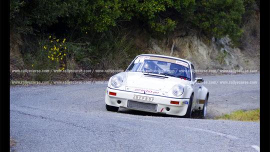 Aleria Historic Rally 2021 – Prologue : Oreille et Casanova tirent les premiers !